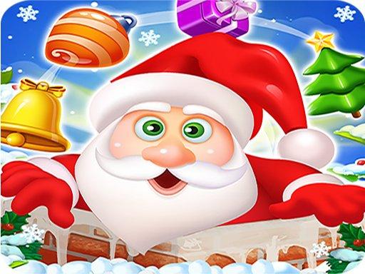 Super Mario Santa Claus