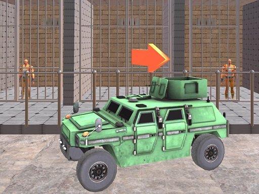 Prisonier Transport Simulator