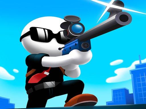 Sniper Hero Stickman