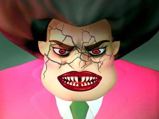 Scary Horror Teacher