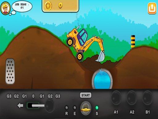 Excavator Runner
