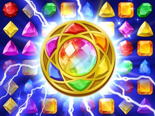Jewels Magic: Mystery Match 3