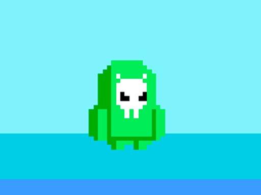 Fall Guys: Green Alien