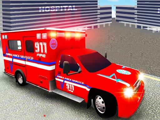 City Ambulance Simulator