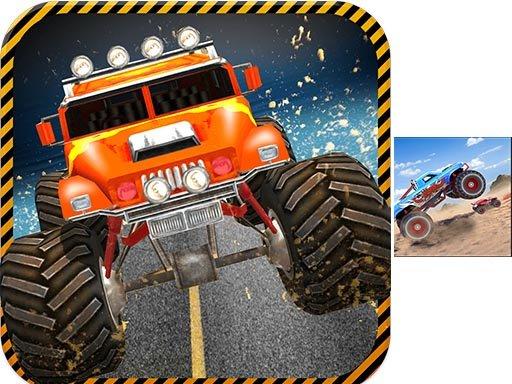 Monster Truck Racing Legends