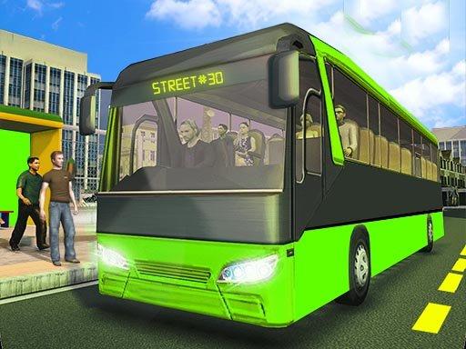 Modern Bus Coach Simulator 2020