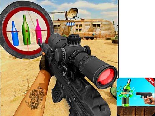 Ultimate Bottle Shooting