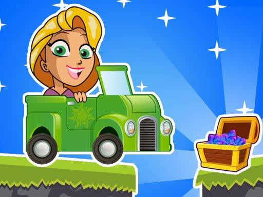 Princess Rapunzel Racing Adventure