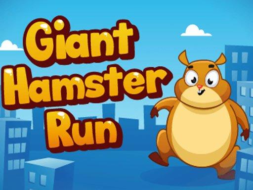 Play Giant Hamster Run Game
