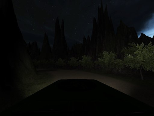 Horror Jungle Drive