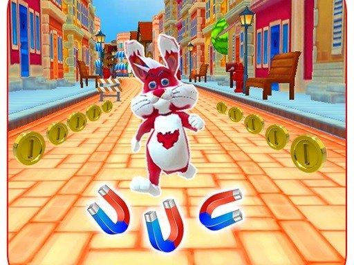 Subway Bunny Run Rush Rabbit