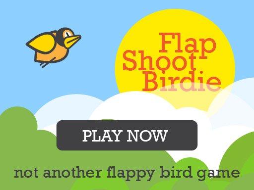 Flap Shoot Birdie Mobile Friendly