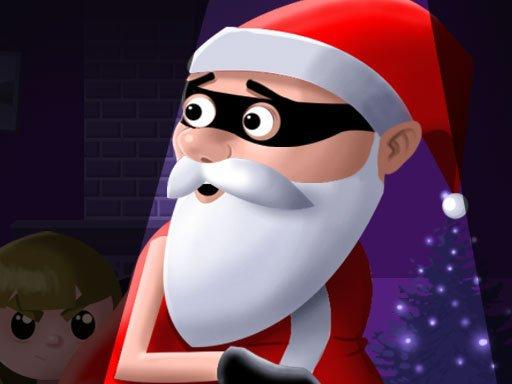 Weihnachtsmann oder Dieb?
