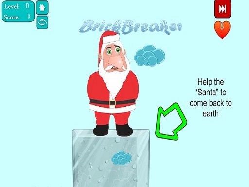 Rette den Weihnachtsmann