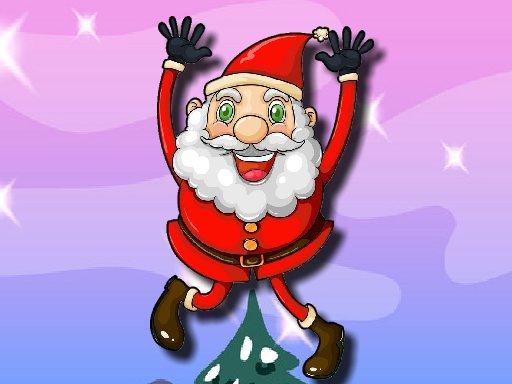 Santa Claus Jumping Adventure