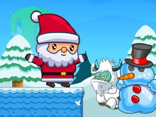 Weihnachtsmann-Abenteuer