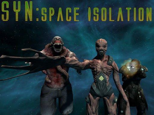 Schieße auf deinen Albtraum: Weltraumisolation
