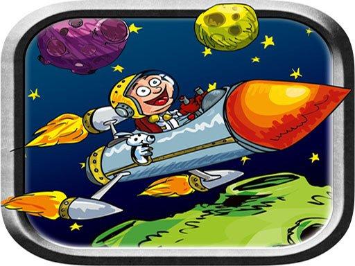 Weltraumrakete 1