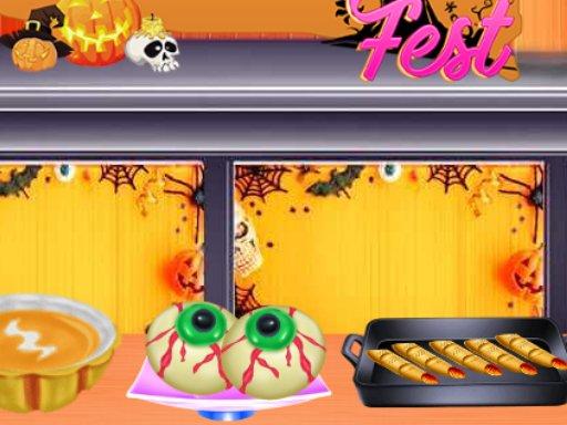Großes Halloween-Fest