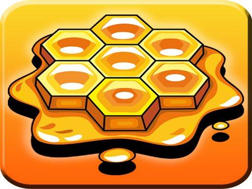 Honig-Hexa-Puzzle