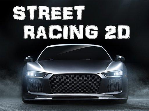 Straßenrennen 2D
