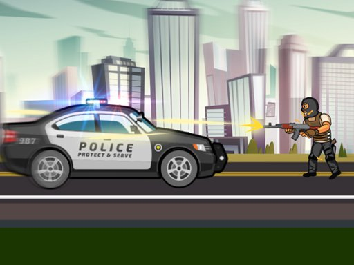 Play City Police Cars Game