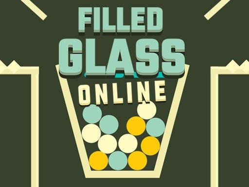 Gefülltes Glas Online