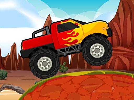 Monstertruck-Rennen