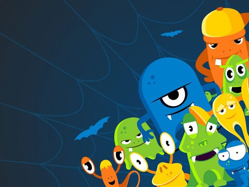 Monster und Freunde Match 3