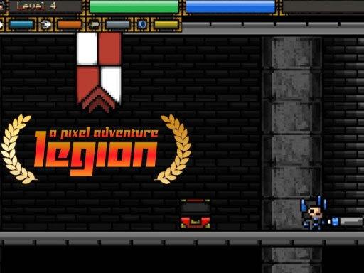 A Pixel Adventure Legion