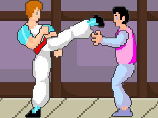 Play kung fu master Game