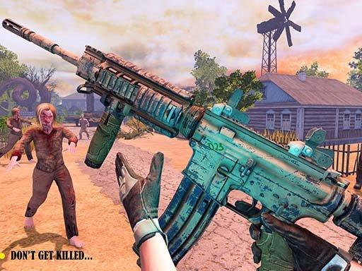 Dead Warfare Zombie Shooting
