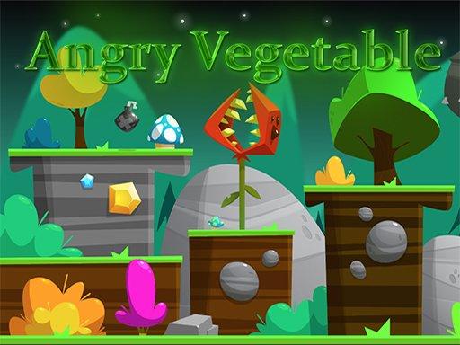Angry Vegetable