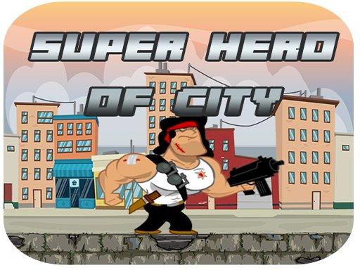 Play Super Hero Of City Game