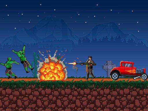 Drive or Die – Zombie Pixel Earn