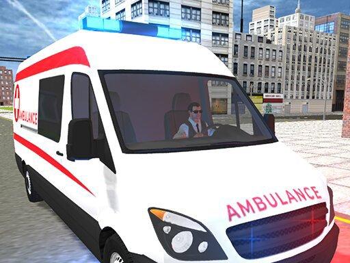 Ambulance Emergency Simulator 2021