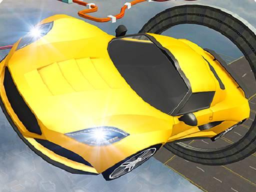 Ramp Car Stunts Racing Impossible Tracks