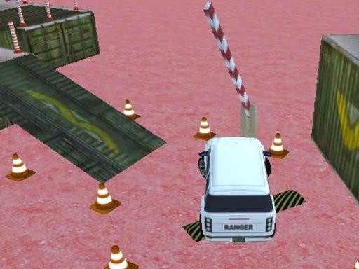Classic Jeep Sim Parking