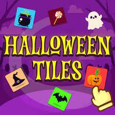Play Halloween Tiles Game