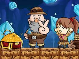 Play Miners Adventure Game