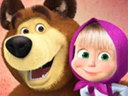Mascha und das Bären-Puzzle